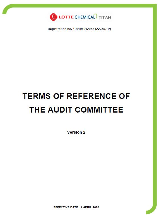 TOR of Remuneration Committee