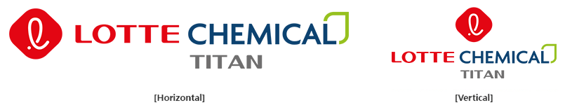 LOTTE CHEMICAL LOGO - Horizontal