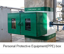 Personal Protective Equipment(PPE) box